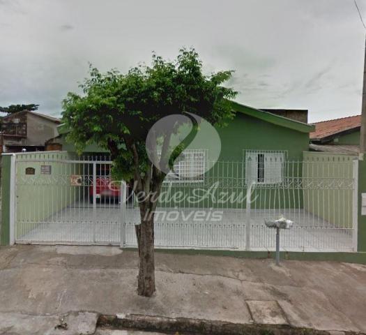 Casa à venda com 3 dormitórios em Jardim bom retiro (nova veneza), Sumaré cod:CA006889
