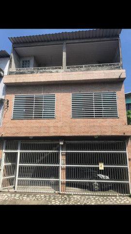 Casa Mobiliada com garagem na diária
