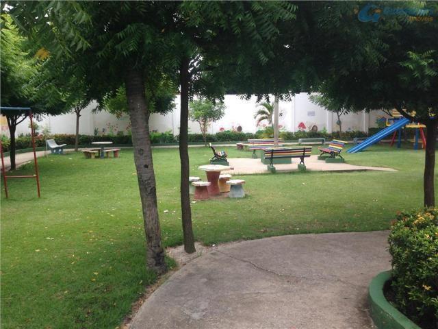 Apartamento com 3 dormitórios à venda, 62 m² por R$ 250.000 - Parangaba - Fortaleza/CE - Foto 20