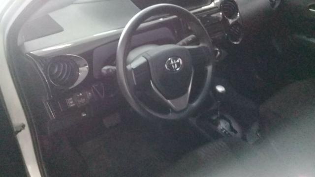 Etios X Sedan Aut baixa km 1.5 DE r$50.990,00 por r$46.990,00 - Foto 9