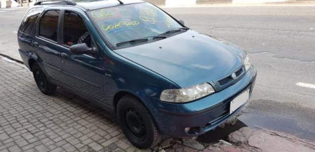 Fiat palio weekend 2002 1.0 mpi weekend elx 16v gasolina 4p manual - Foto 3