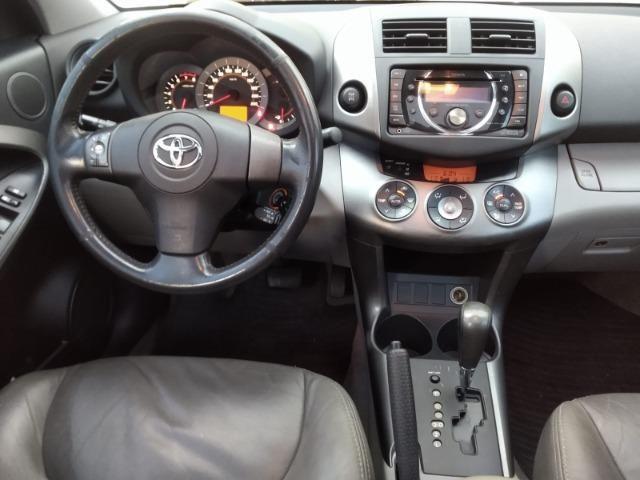 Toyota Rav4 2.0 Automática 2010!!! - Foto 8