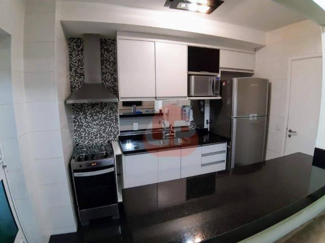 Apartamento com 2 dormitórios à venda, 79 m² por R$ 580.000 - Edifício London Ville - Baru - Foto 9