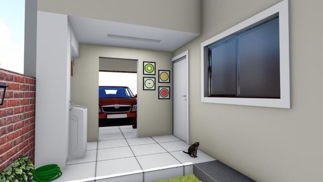 Lar com 3 dormitórios - Foto 9