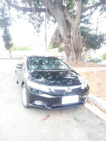 Honda civic lxl 1.8 flex - Foto 3