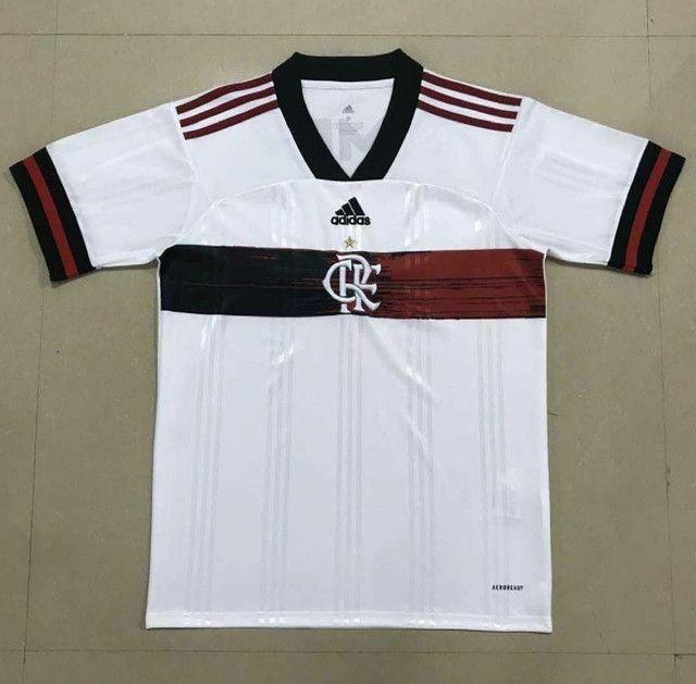 Camisa Flamengo II branca 2020