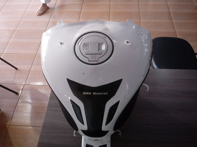 Tanque completo BMW S 1000RR HP4 - Foto 2