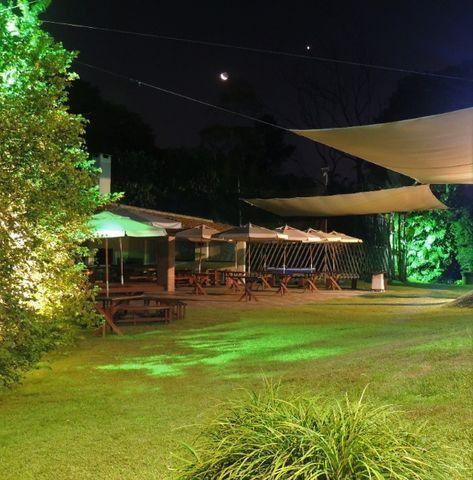 Chácara Bouganville com Pousada e Salão de Festa - Foto 11