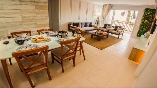 Wellness Beach Park Resort - Apartamento á Venda com 4 quartos, 2 vagas, 121m² (AP0381) - Foto 5