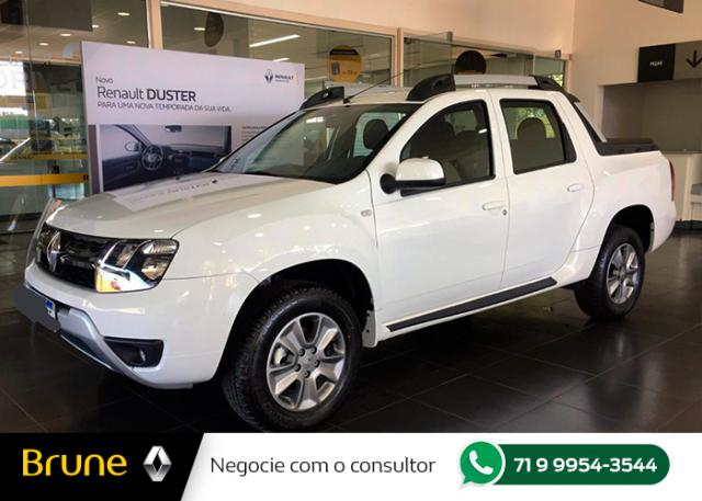 Renault DUSTER OROCH Dyna. 1.6 manual