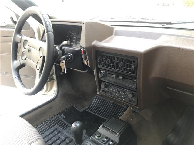 Volkswagen Voyage 1.6 cl 8v álcool 2p manual - Foto 8