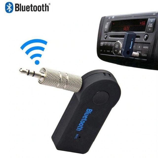 Adaptador Bluetooth para Som Automotivo Receptor Buetooth para Som Antigo