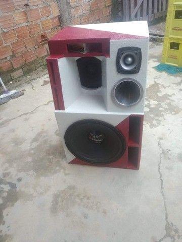 Vendo  projeto caixa Bob  para alto falante de 15