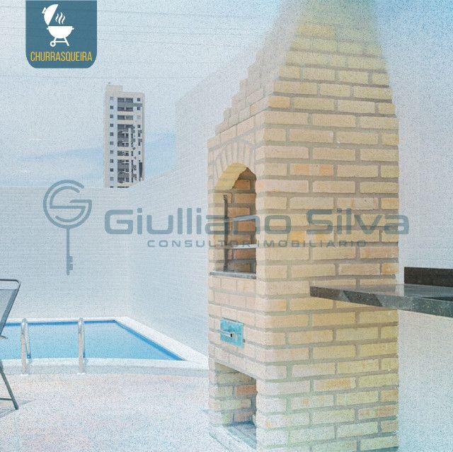 Apto Novo, Bessa, 3 Quartos sendo 1 suíte, 76m², Piscina, Elevador, Varanda Gourmet - Foto 10