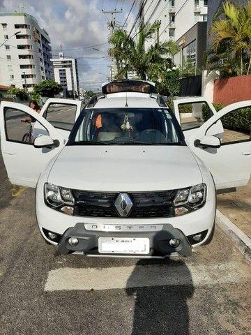 Renault Duster - branca - automático - único dono - Foto 11