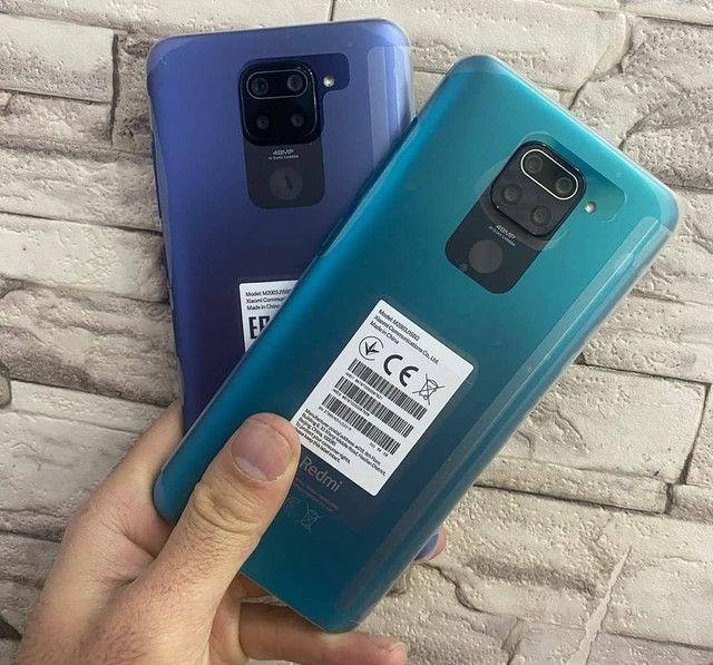Redmi Note 9 4/128GB NOVO LACRADO