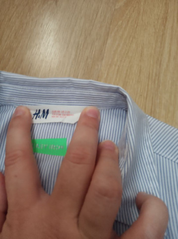 Trio de camisas manga longa infantil masculino - Foto 4
