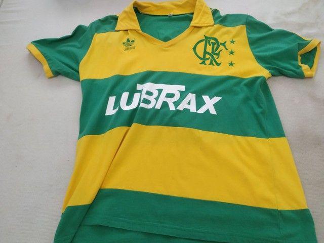 Camisa Flamengo Adidas seleção brasileira