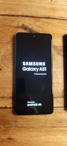 Galaxy A51  128 Gb  na garantia - Foto 5