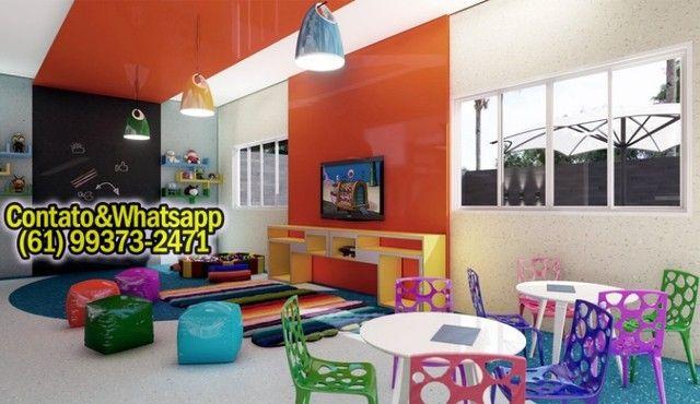 Apartamento em Goiânia, 2Q (1Suíte), 55m2, Garagem, Lazer Completo! Parcela. - Foto 9
