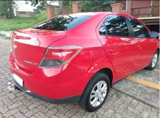 Chevrolet Prisma 1.4Ltz Auto  passo financiamento - Foto 6