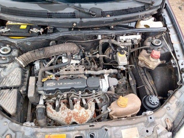 Gm Chevrolet Prisma 1.4 LT 2011 2012 Para Retirada de Peças - Foto 12