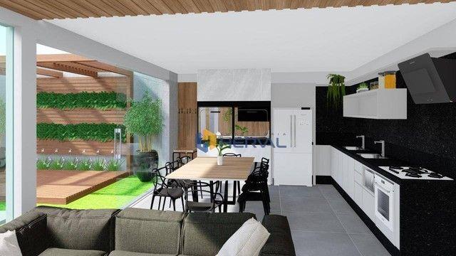 Casa com 3 dormitórios à venda, 235 m² por R$ 780.000,00 - Parque das Laranjeiras - Maring - Foto 3