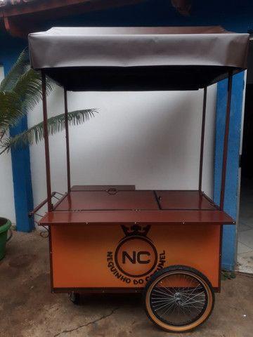 Carrinhos Personalizados (Estação das Tendas) a partir de R$ 1.899,00 a vista - Foto 5