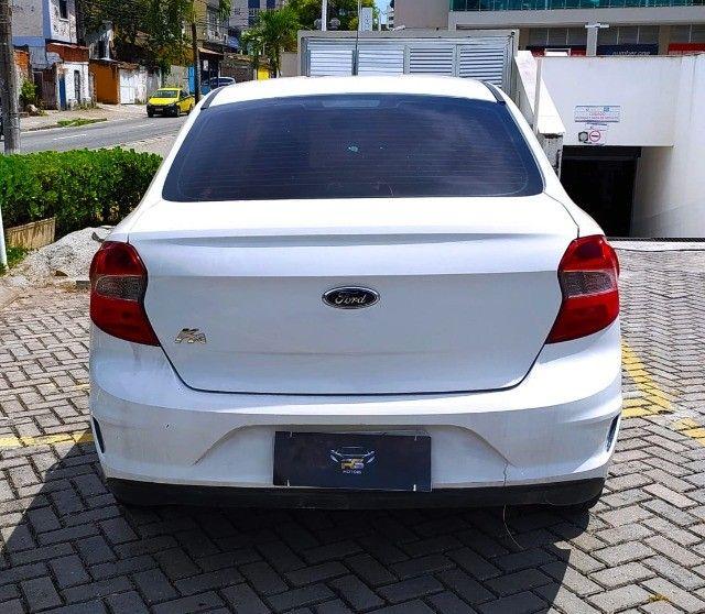 Ford Ka 2019 1.0 Sedan / Entr. +  $ 745 CDC* - Foto 4