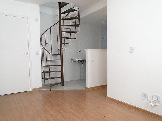 Apartamento à venda com 2 dormitórios em Nova califórnia, Juiz de fora cod:5093 - Foto 2