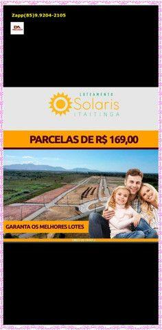 Lotes Solaris em Itaitinga -$$$ - Foto 5