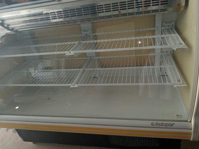 Balcão gelado (Expositor horizontal) - Foto 5