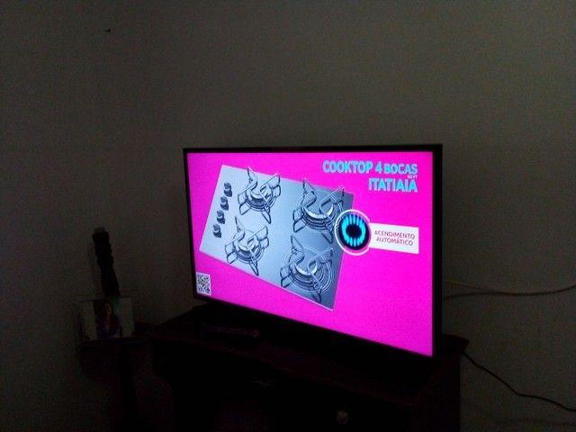 Tv led 43 polegadas. - Foto 4