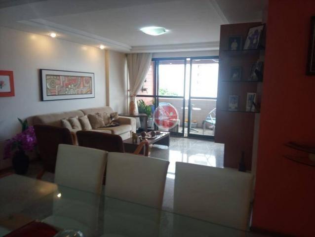 Apartamento com 3 dormitórios à venda, 150 m² por R$ 750.000,00 - Guararapes - Fortaleza/C - Foto 2