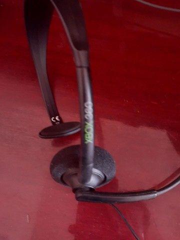 Headset Xbox 360 Original - Foto 2