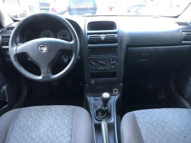 Astra Sedan Advantage 2.0 completo + gnv - Baixa km! Novo demais! 2021 grátis! - Foto 8