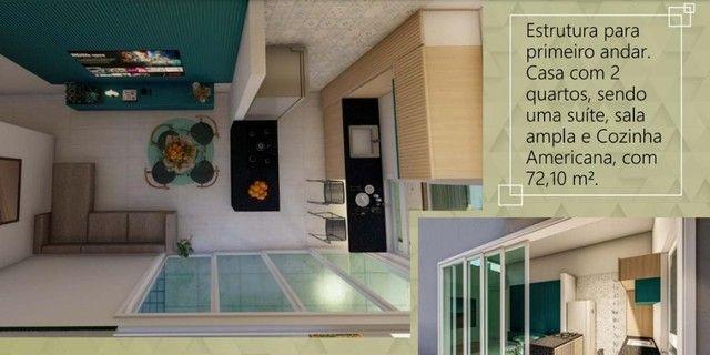 Casa na Praia dce Carapibus- Conde 2 quartos sendo 1 Suite, Em Construção!!! - Foto 4