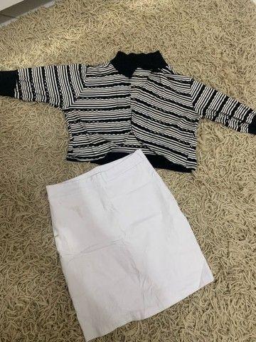 Vendo peças de roupas bem conservadas   - Foto 6