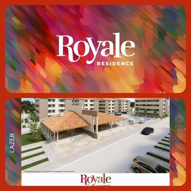H Apartamentos com Rendas 2... mil Royale,  tem 2 banheiros.