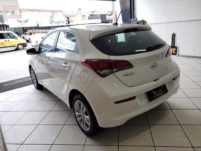 Hyundai Hb20 Ha 1.6 Comfort Plus Branca - 2019 - Foto 6