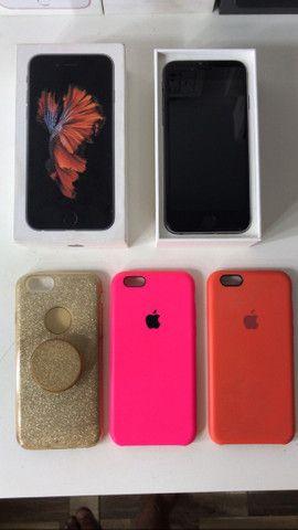 iPhone 6s 32GB CINZA ESPACIAL  - Foto 5