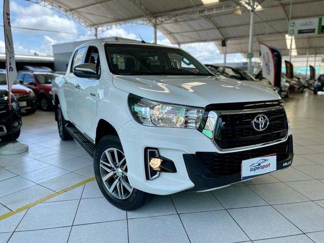 Toyota Hilux SRV 2020 4X4 Diesel