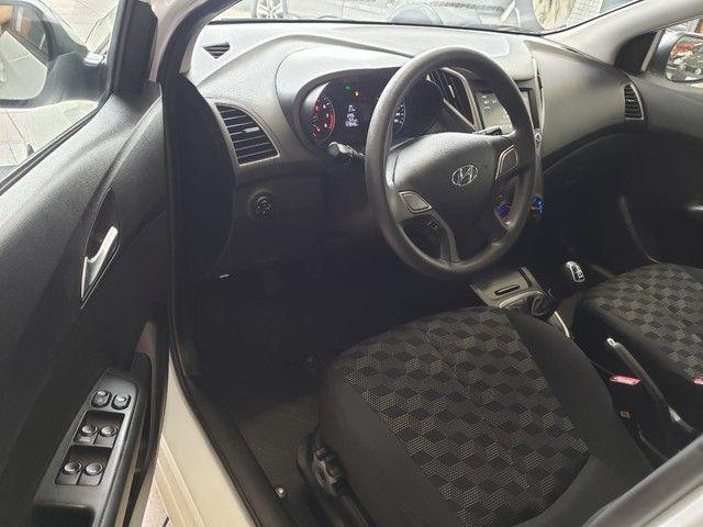 Hyundai Hb20 Ha 1.6 Comfort Plus Branca - 2019 - Foto 10