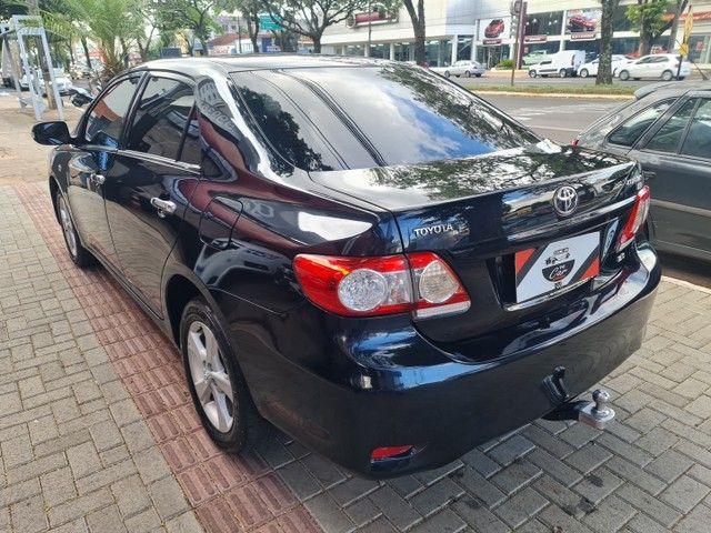 Toyota Corolla XEI ano 2012 automatico  - Foto 4