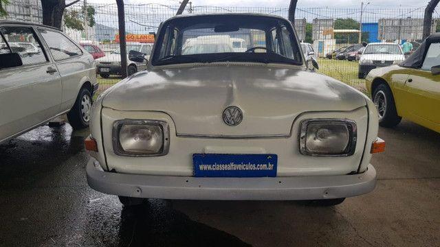 VW Fusca Zê do Caixão 1969, motor 1600; Carro de fácil restauração. - Foto 3