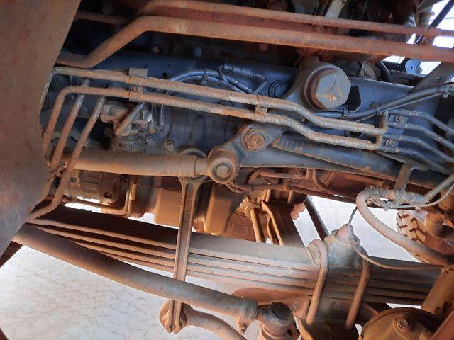 Mb 4844 bitruck pipa 35 mil - Foto 7