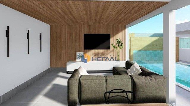 Casa com 3 dormitórios à venda, 235 m² por R$ 780.000,00 - Parque das Laranjeiras - Maring - Foto 4