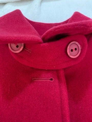 Casaco de lã batida  - Foto 4