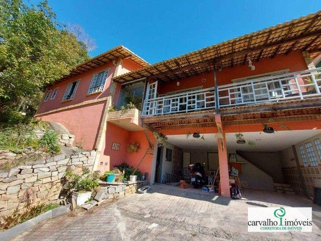 Casa com 4 dormitórios à venda, 250 m² por R$ 680.000,00 - Barra do Imbuí - Teresópolis/RJ - Foto 2