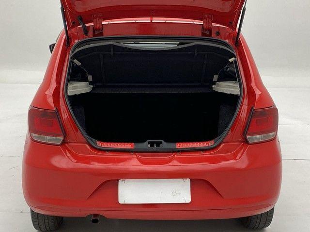 Volkswagen GOL Gol Trendline 1.0 T.Flex 8V 5p - Foto 10